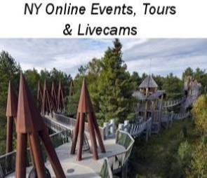 NY  online events, virtual tours & livecams
