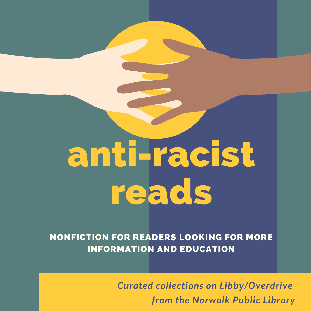 anti-racist reads  Opens in new window