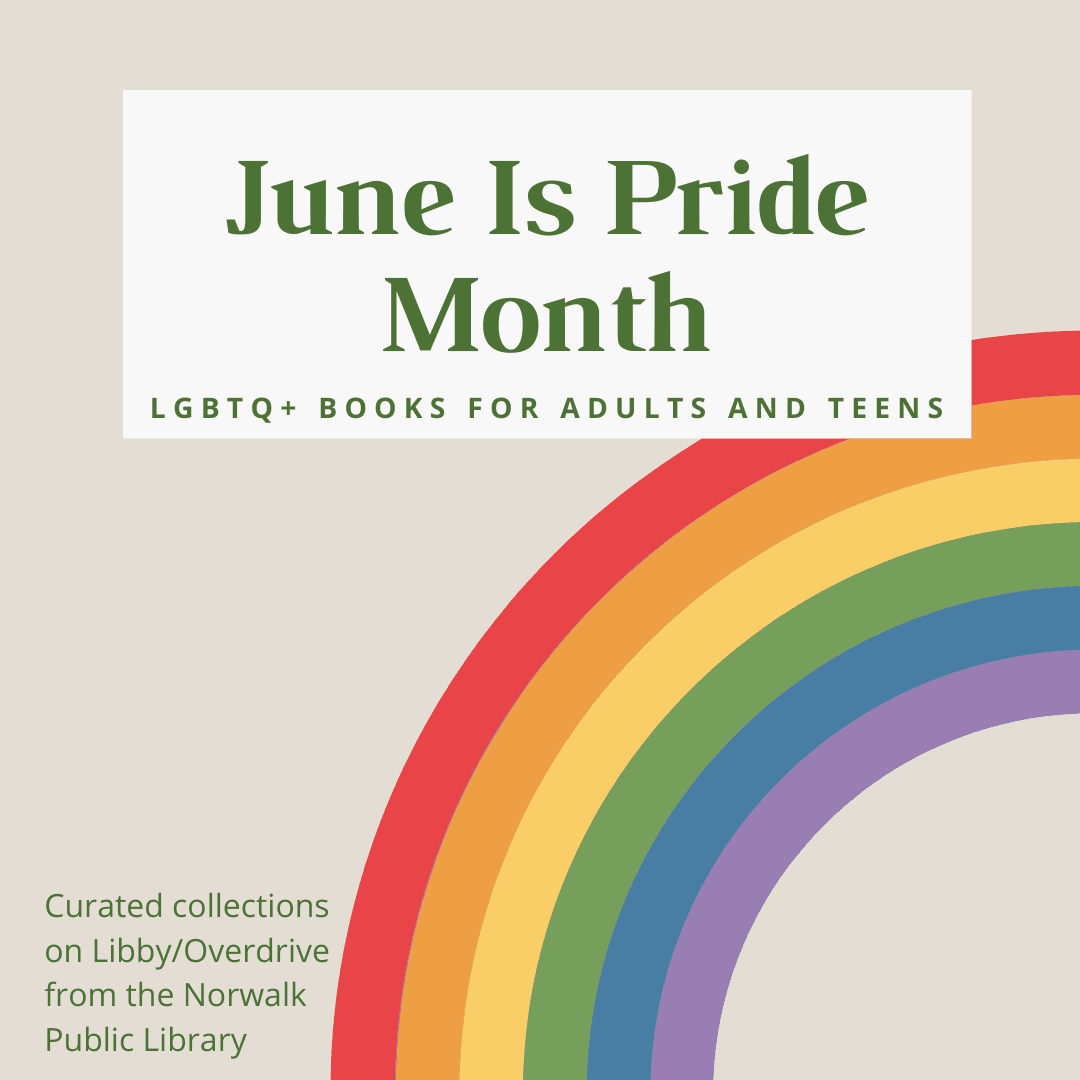 Pride Month Booklist Opens in new window